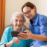Een warm thuis voor ouderen met dementie