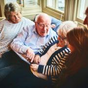 Liefdevolle zorg voor ouderen met dementie
